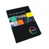 Hardcover Haftnotizbuch